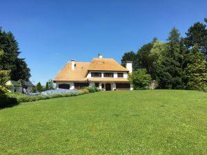Het opleveren van een nieuw rieten dak | Rietdekkersbedrijf Scholman