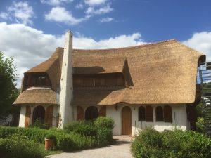 Een goed onderhouden rieten dak | Rietdekkersbedrijf Scholman